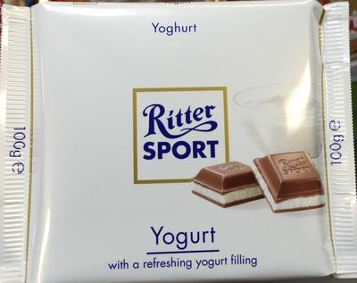 Ritter Sport Joghurt - Produit - fr