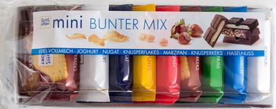 Ritter Sport mini Bunter Mix - Prodotto - de