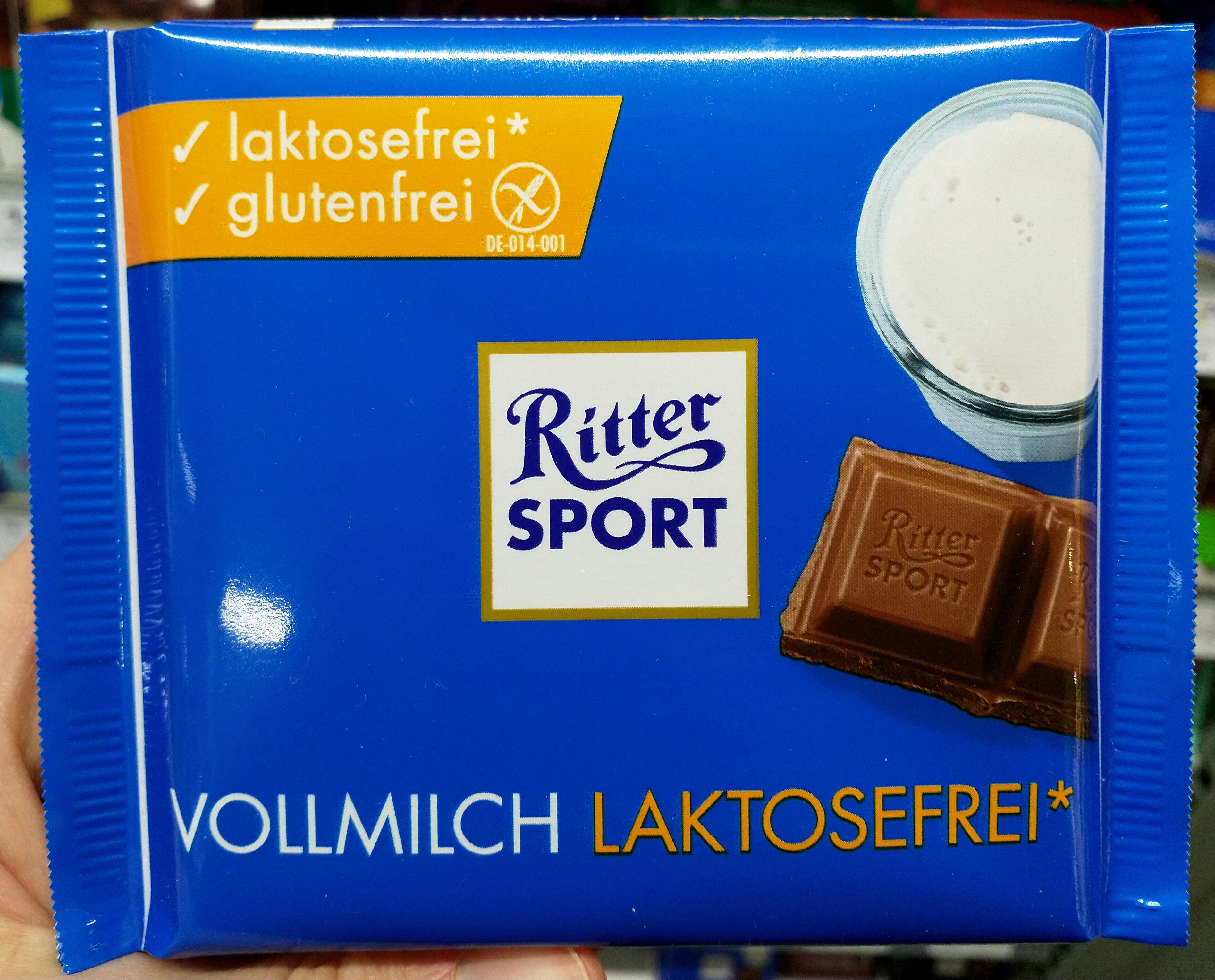 Vollmilch Laktosefrei - Product - de