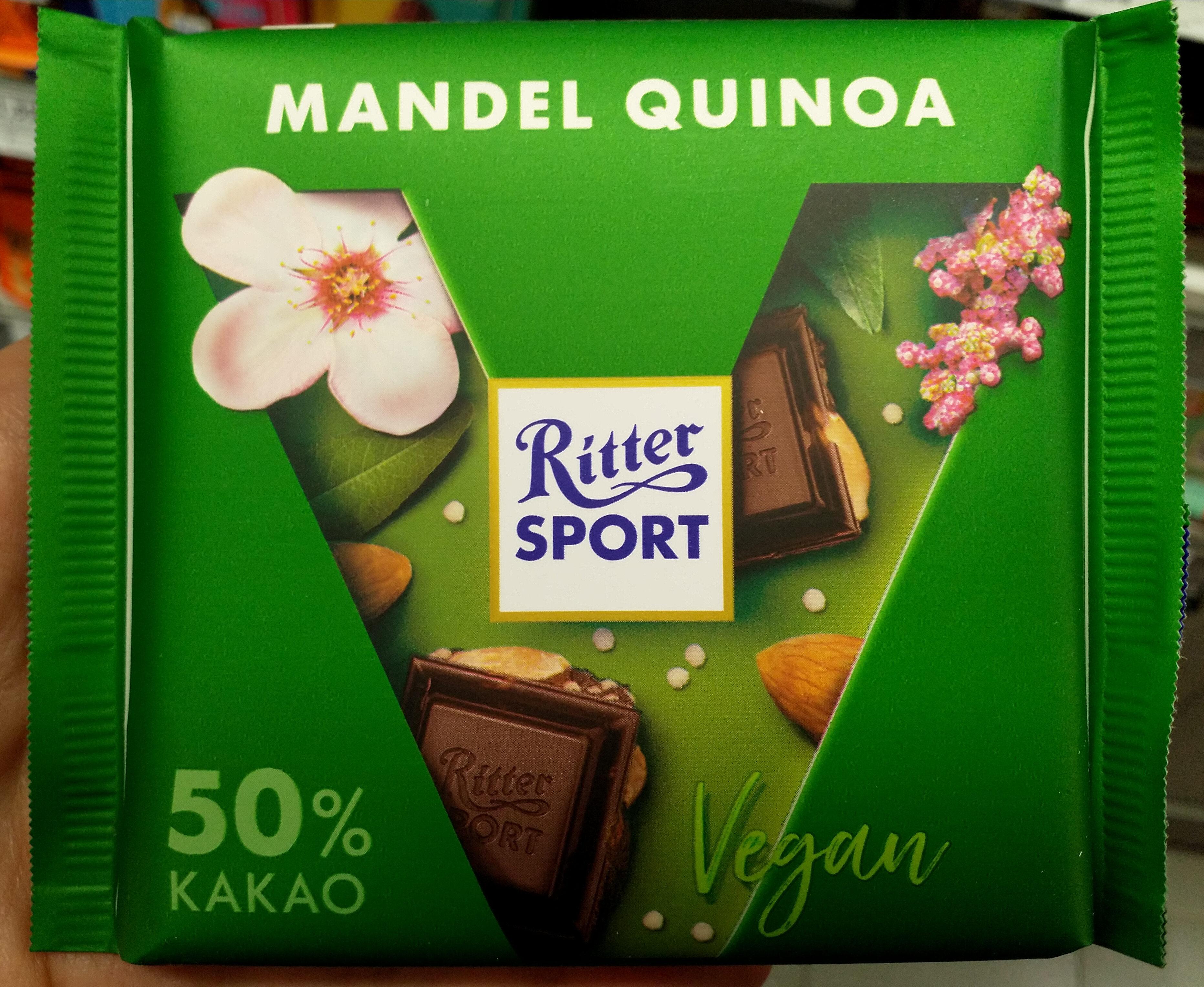 Mandel Quinoa 50% Kakao - Product - de