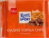 Ritter Sport Knusper Tortilla Chips - Produkt