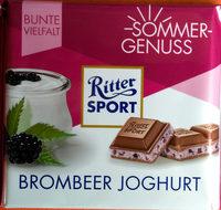Ritter Sport Brombeer Joghurt - Product