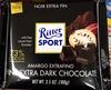 Chocolat noir extra fin - Produit