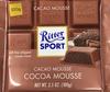 Chocolat au lait des Alpes fourré d'une mousse au cacao - Product