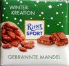 Ritter Sport Gebrannte Mandel - Product