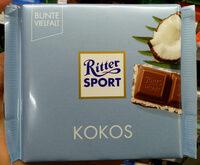 Ritter Sport Kokos - Product - de