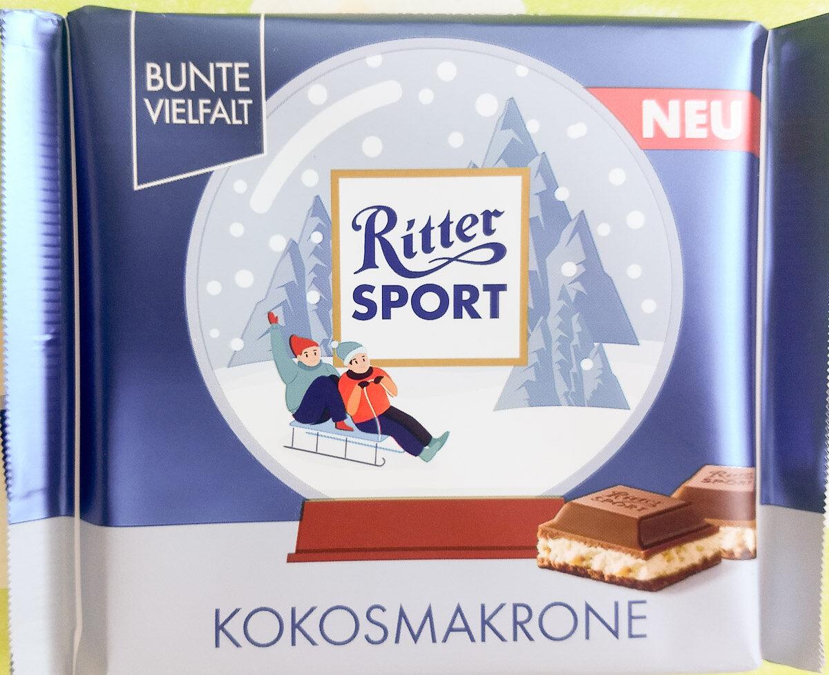 Kokosmakrone - Produit - de