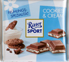 Ritter Sport Cookies & Cream - Product