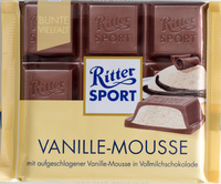 Ritter Sport Vanille-Mousse - Product