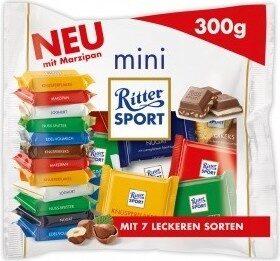 Ritter Sport Mini Mix 18er Beutel - Product - en