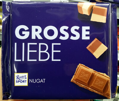 Grosse Liebe Nugat - Product