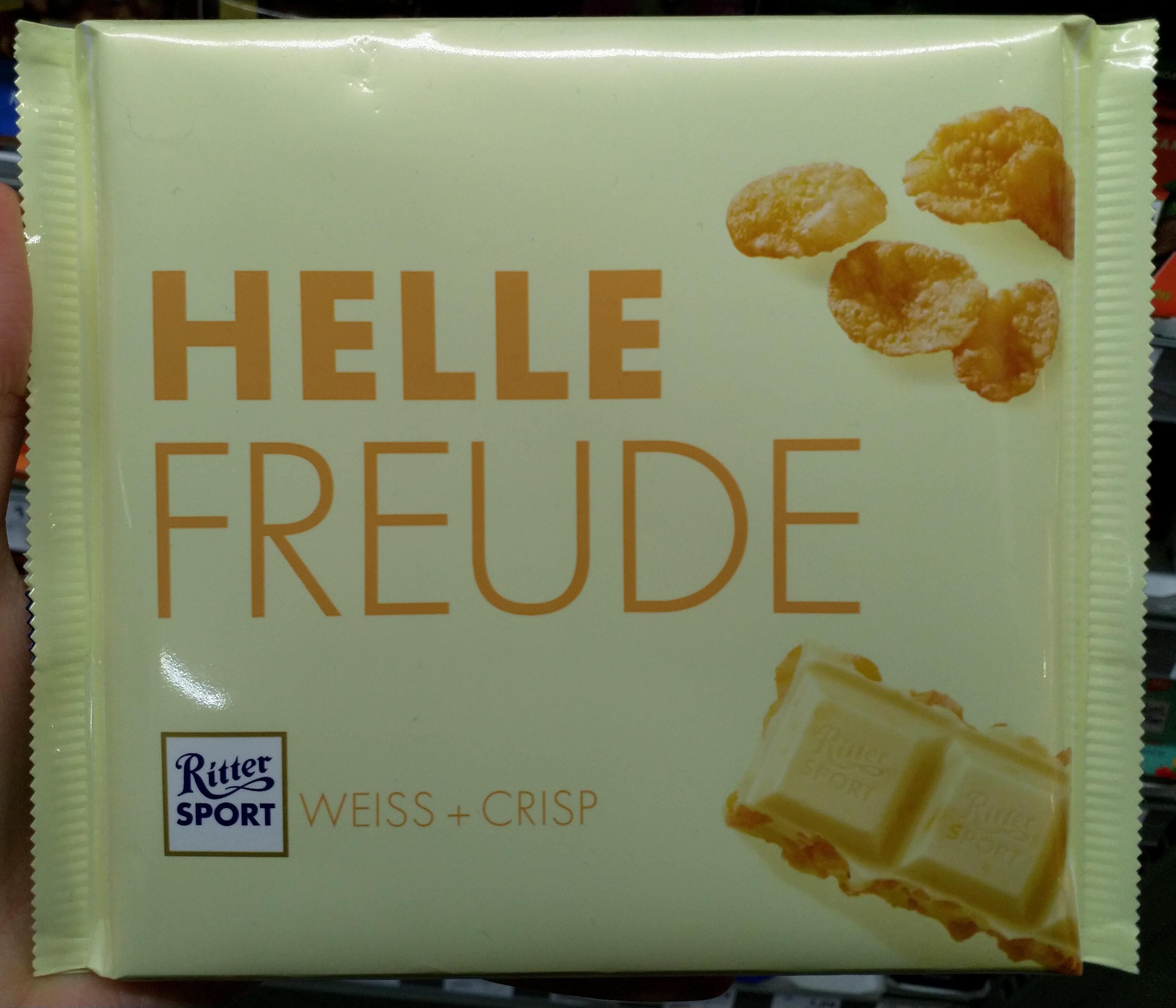Helle Freude Weiß + Crisp - Product
