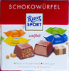 Ritter Sport Schokowürfel vielfalt - Product