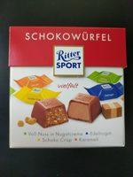 Schokowürfel - Product