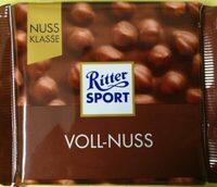 Cioccolato Nocciole intere - Product - de