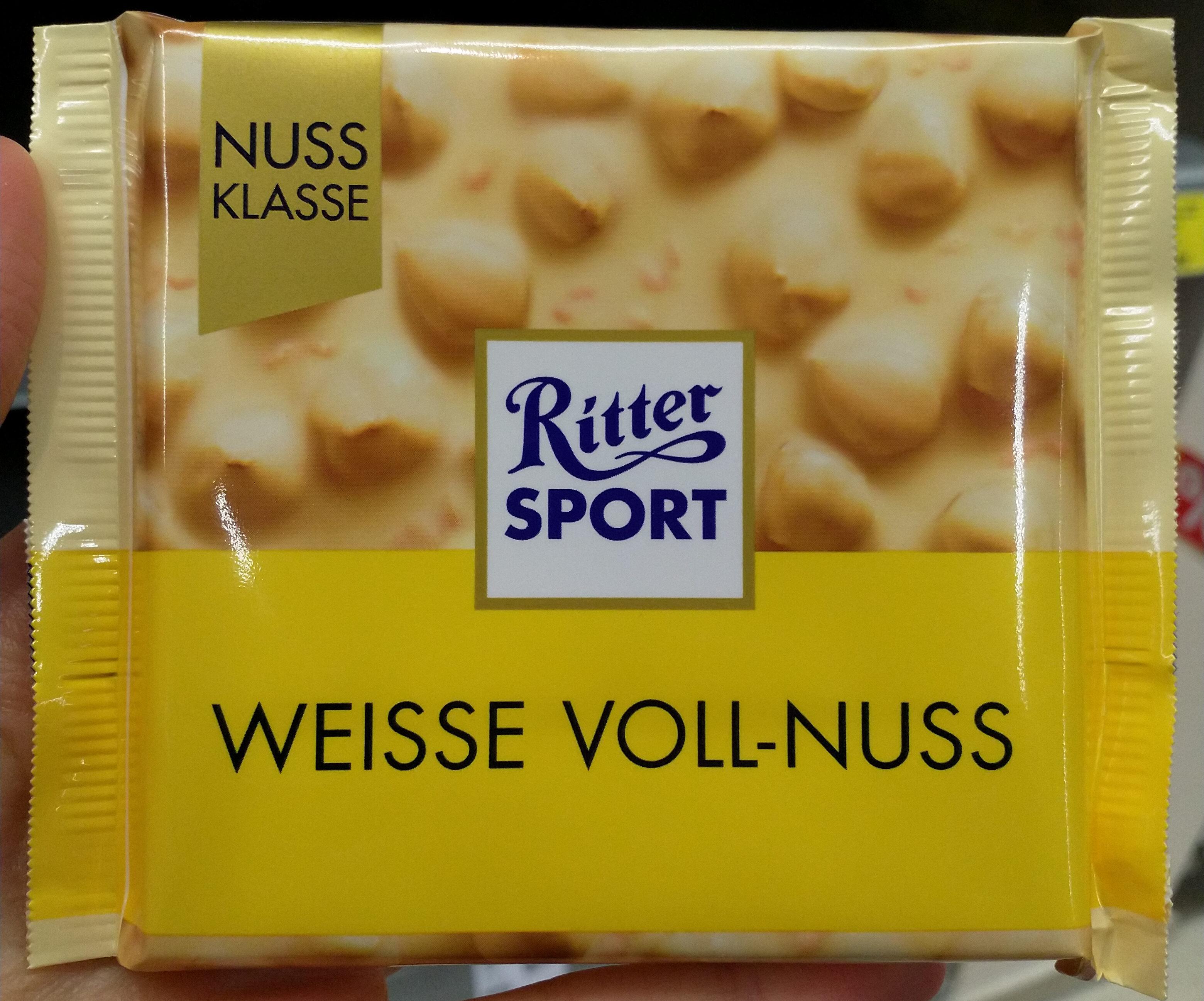 Weisse Voll-Nuss - Produkt - de