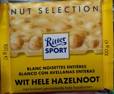 Blanc Noisettes Entières - Продукт - fr