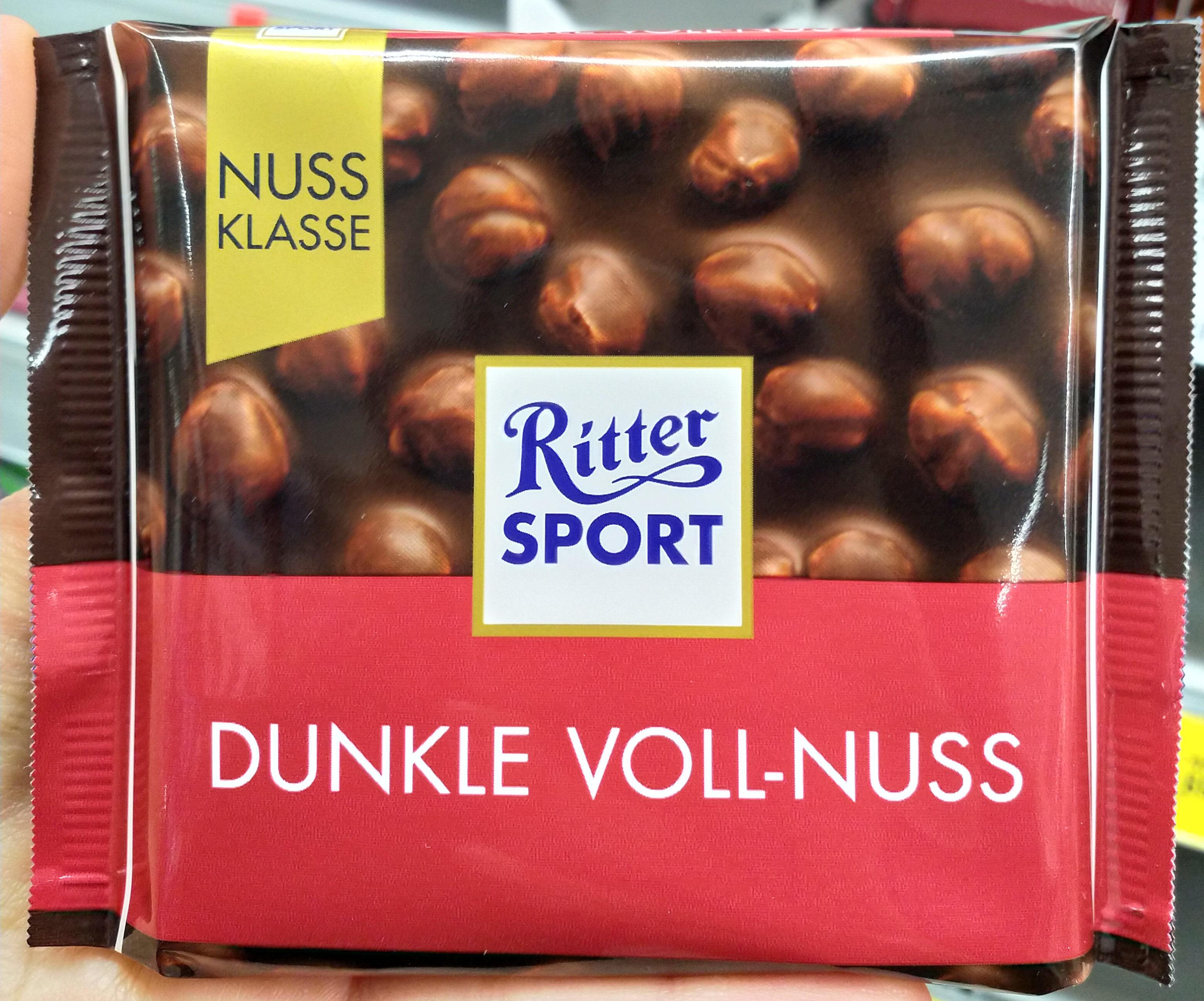 Dunkle Voll-Nuss - Produkt