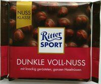 Dunkle Voll-Nuss - Продукт - de