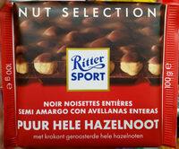 Fondente con nocciole intere - Product - nl
