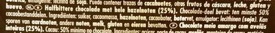Dunkle Voll-Nuss - Ingrediënten - nl