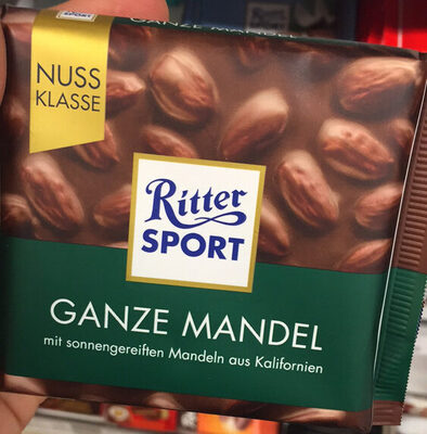 Ganze Mandel - Product - de