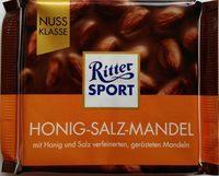 Honig-Salz-Mandel - Producte