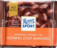 Honig-Salz-Mandel - Producto