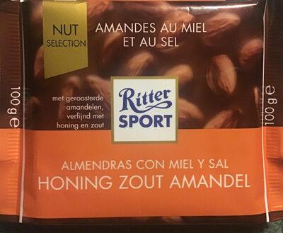 Mandorle salate e miele - Product - nl