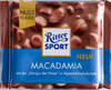 Ritter Sport Macadamia - Product