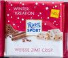 Ritter Sport Weisse Zimt Crisp - Produkt