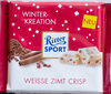 Ritter Sport Weisse Zimt Crisp - Product