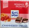 Johannisbeer Streusel - Produkt