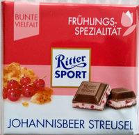 Johannisbeer Streusel - Product