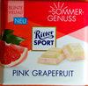 Ritter Sport Pink Grapefruit - Produit
