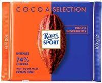 Cioccolato fondente 74% - Prodotto - de