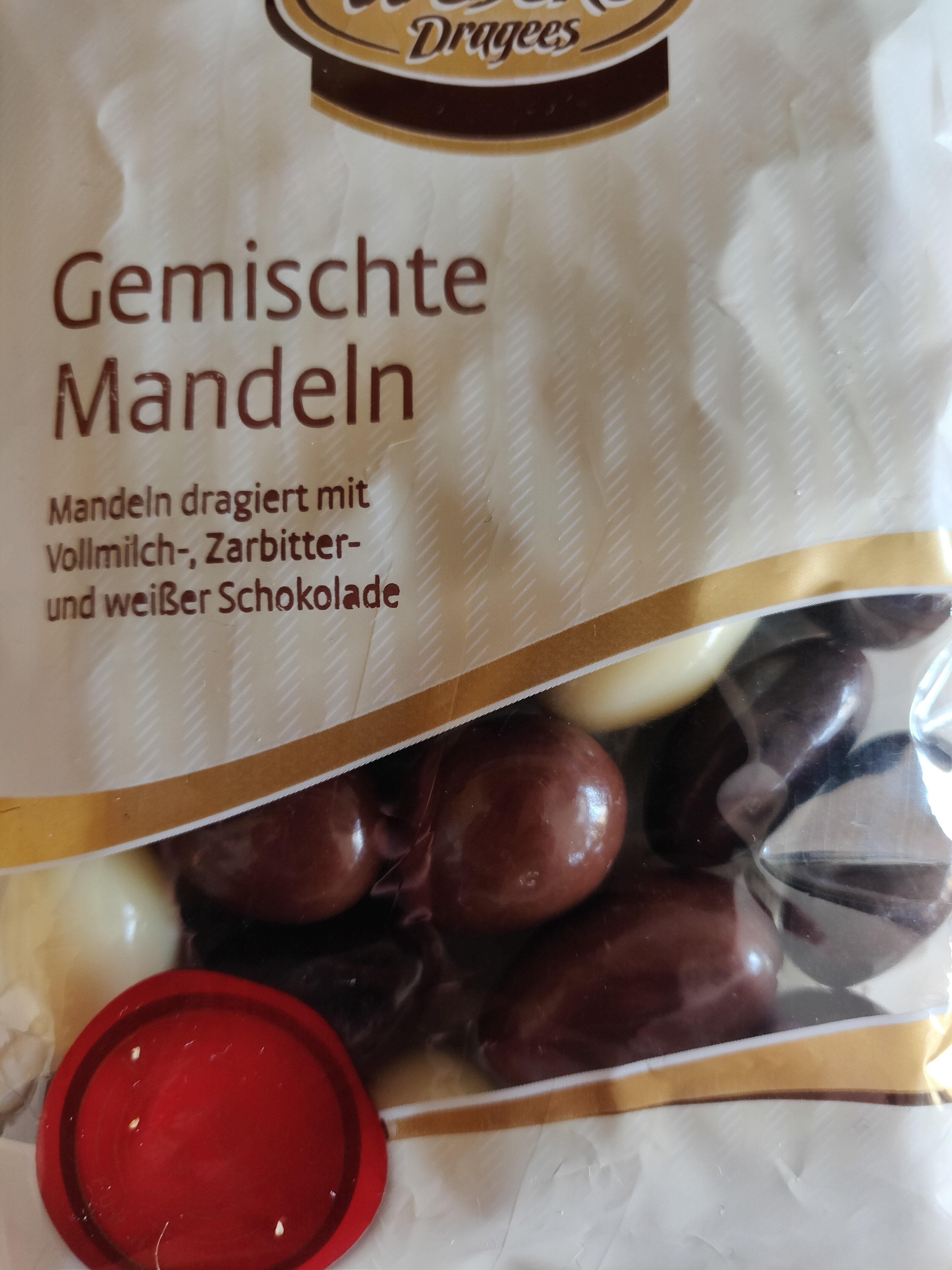 Gemischte Mandeln - Produit - de