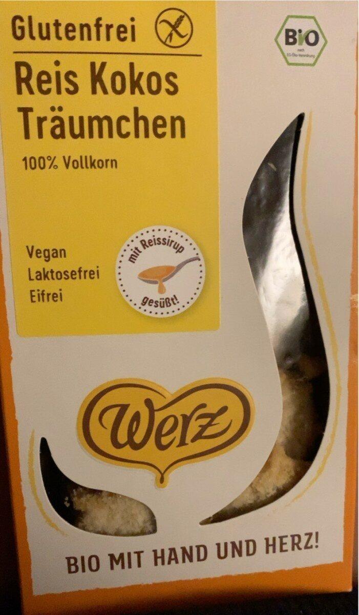 Glutenfrei reis kokos traeumchen - Produkt - de