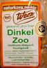 Dinkel Zoo honigsüß - Product