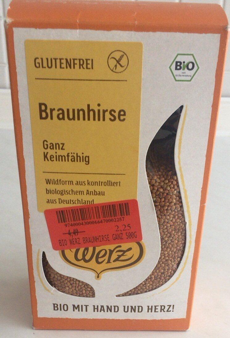 Braunhirse - Produkt - de