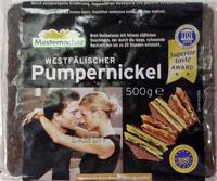 Westfälischer Pumpernickel - Produit