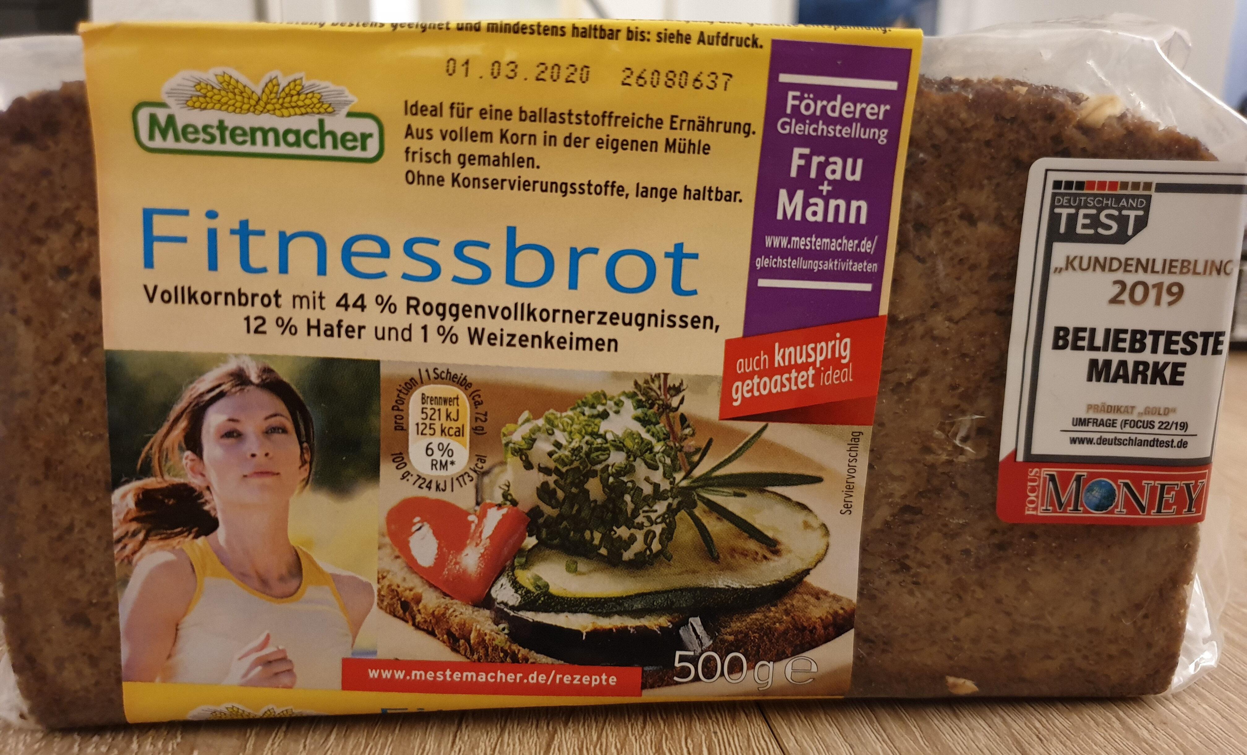 Fitnessbrot - Product - de