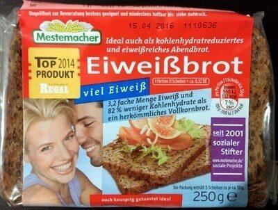 Eiweißbrot - Product - de