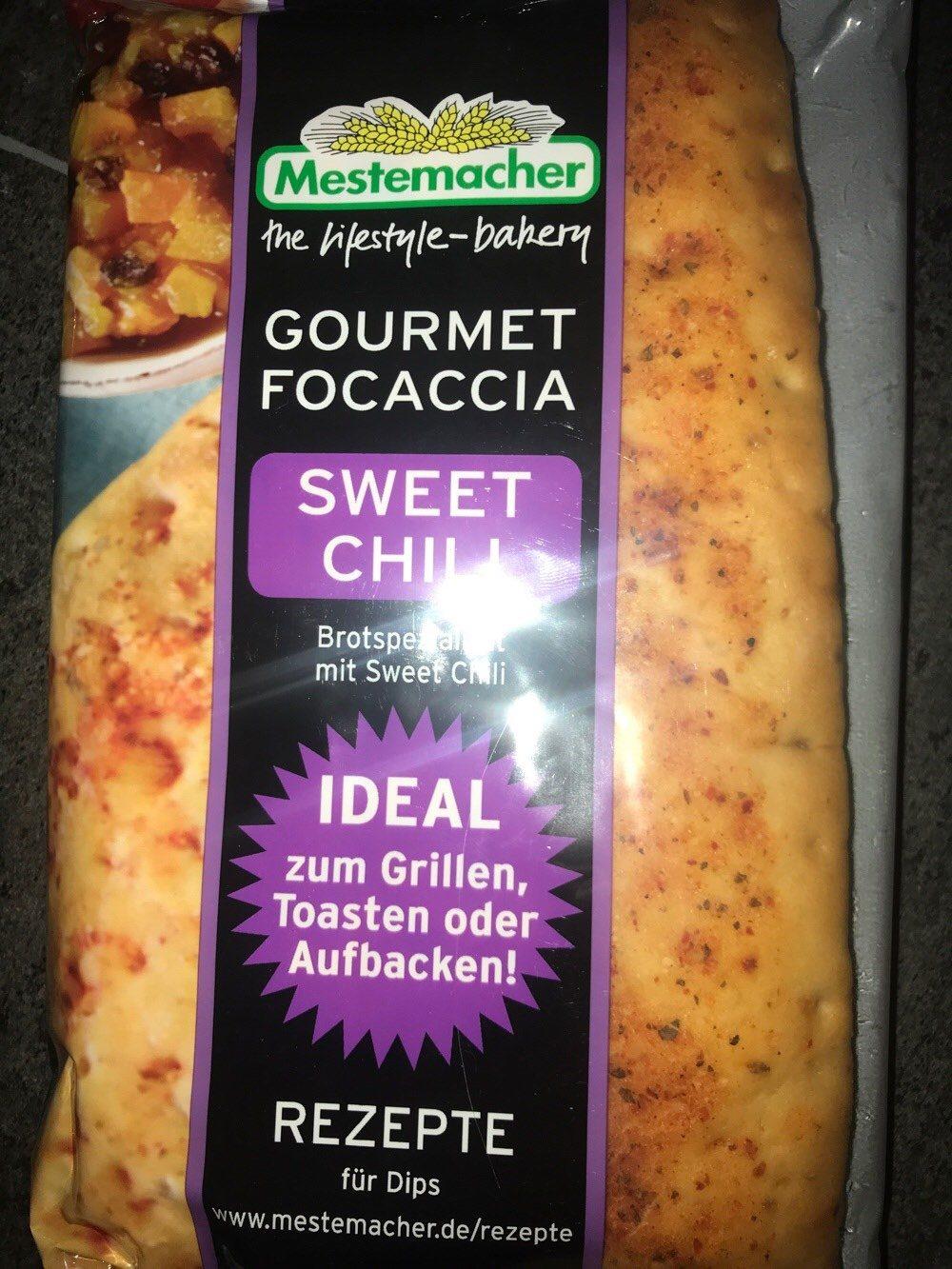 Gourmet Focaccia - Produit