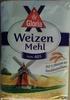 Weizenmehl Type 405 - Produit