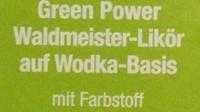 Green Power - Inhaltsstoffe