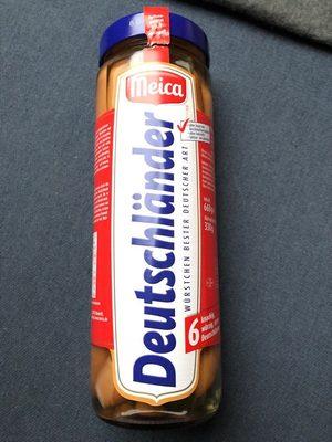 Meica Deutschländer - Produkt
