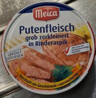 Putenfleisch - Produkt - de
