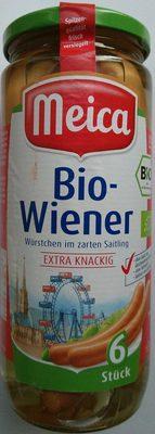 Bio-Wiener - Produkt