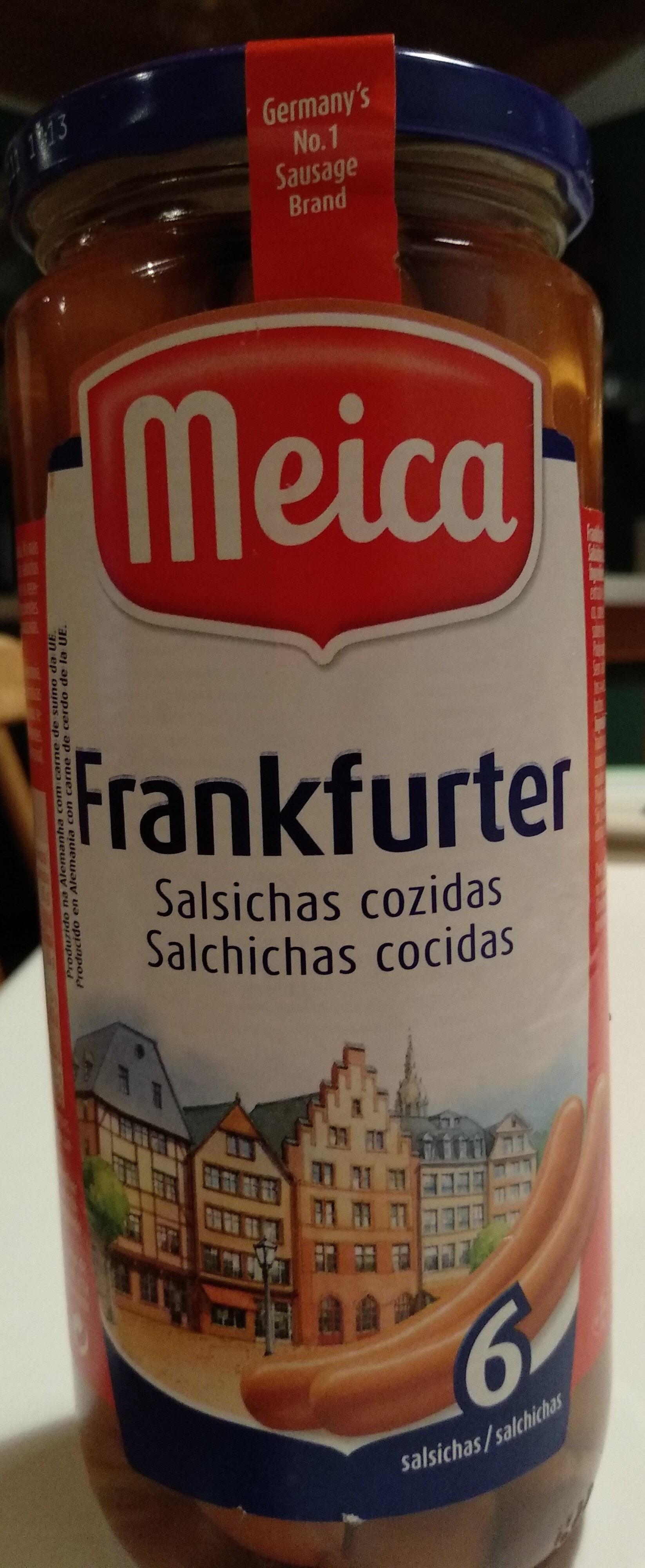 Frankfurter - Producte - es
